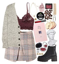 """YOUNG AND INNOCENT BUT GETTING OLDER.♥"" by kdlions ❤ liked on Polyvore featuring Rachel Zoe, Monki, Kenneth Cole, Vanessa Bruno Athé, Eichholtz, Chantecaille, NARS Cosmetics, The Body Shop and Jennifer Meyer Jewelry"