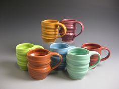 Ceramic Mugs from Grand Hand Gallery