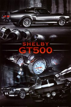 Ford Shelby GT500 Print at AllPosters.com