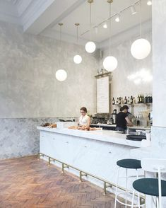 Royal Exchange Grind: Marble coffee heaven, beside Bank tube station | Recommended by HYHOI.com: Have You Heard Of It? | A curation of design-led hotspots around the world, tried and tasted
