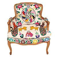 wonderful chair from Serena & Lily Bazaa