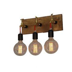 Φωτιστικά Industrial & Vintage.