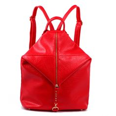 Women Leather Backpacks Rivet Schoolbag For College Female Shoulder Bag Travel Backbag 2016 New High Quality Mochila Feminina  #backpack #fashion #bag #handbags #YLEY #bagshop #Happy4Sales #highschool #kids #WomenWallets #L09582 #shoulderbags  #NewArrivals