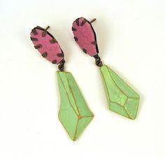 Eva Burton- Artistic Jewellery: Retoños - Blossom
