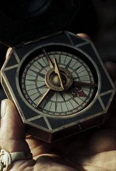 Captain Swithin's compass