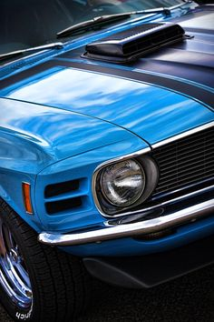 1970 Photograph - 1970 Boss 302 Ford Mustang by Gordon Dean II Ford Mustangs, Mustang Boss, Ford Mustang Shelby, Classic Mustang, Ford Classic Cars, Us Cars, Sport Cars, Retro Cars, Vintage Cars