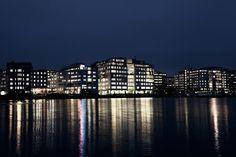 Stockholm, Liljeholmskajen- Fantastic Frank