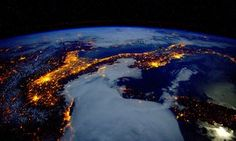 The Long Read: Light pollution conceals true darkness from 80% of Europe and…