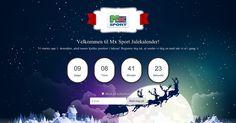 Mx Sport Julekalender Nye muligheter hver dag frem til jul!