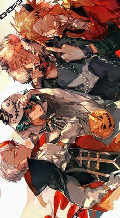 My Hero Academia #GGHimSelf #GG #Anime
