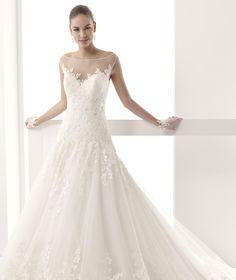 Abito da Sposa JOAB15477IV collezione JOLIES 2015, Nicole Spose