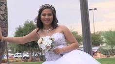 Teaser Monday, here is out for Priscilla Eck daughter of Veronica Veronica Rangel Eck.   Check out this such beautiful and amazing girl celebrating her Quince full of fun and love ones.    Check this video and more of our videos here and remember we are now booking for 2016 and 2017 events.  Time to come check us out call us or inbox me.   Hdez Studio - Photography 915-629-6998.    Party Bus now Available.