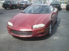 """1998 Chevrolet Camaro """"6 Cylinders T Tops with Dual Exaust"""" SE HABLA ESPANOL  Very Nice Camaro with 6 Cylinder Motor, Automatic Transmission, T Tops, Ice Cold AC, AM/FM with CD Player, Power vEverything,Valour interior.  To see it and take it for a drive call  813-882-4624     TO SEE MORE OF OUR SPECIALS GO TO www.tampausedcarsales.com    We are located at 901 E Pine Place just 2 blocks south of Nebraska and Sligh Ave."""