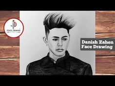 "Danish Zehen drawing || How to draw a Danish face for beginners || ""Pencil Drawing Studio"" - YouTube Man Vs Wild, Figure Sketching, Pencil Drawings, Danish, Cool Art, Studio, Face, Artist, Youtube"