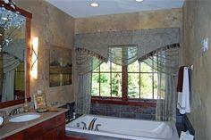Bath window treatment