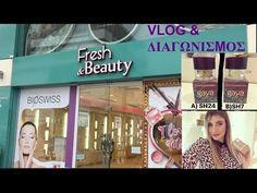 Fresh & Beauty ΔΙΑΓΩΝΙΣΜΟΣ + Total make up look tutorial / Flashing Diaries - YouTube