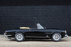 Ferrari 275 GTS 1966 I would give anything to have this