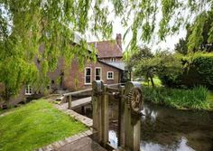 Redbournbury Mill offers purchasers the very rare opportunity to acquire a fine example of a historic working mill.