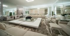 Salas brancas e off whites - veja dicas e ambientes lindos decorados com essas cores!
