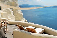 Most Romantic Retreat: Mystique, Santorini