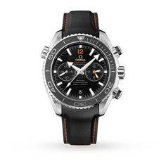 f60181806ad Omega Seamaster Planet Ocean Chronograph Gents Watch