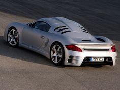 RUF Car | exotic-cars - P - Porsche Ruf CTR 2