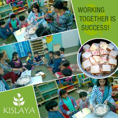 #LearningThroughActivity. Learning becomes more interesting when we learn as a team.#KislayaPlaySchoolMontessoriandSpecialNeedsSchool #SpecialChildren #PlaySchool #QualityEducation #Caring #Family #Learn #Grow #FollowUs #Instagram #Twitter #Share #Post
