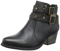 Betsey Johnson Women's Willow Ankle Boot >>> This is an Amazon Affiliate link. Click image to review more details.