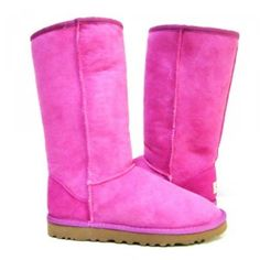 Fuschia Pink Uggs would be perfect this fall!