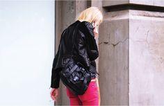 Velvet underground. bright. leather.