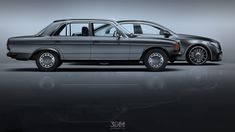 Spectacular 40 Years Of Evolution Of The Mercedes W Sedans In A Spectacular Photoshoot The view of the old Mercedes W 123 sedan and the new W213 E-class will make nothing else than amaze you in terms of design advancement of the iconic brand. The two cars seem to also offer a glimpse of the fast evolution of the automotive industry in the world, and of the constant change of...