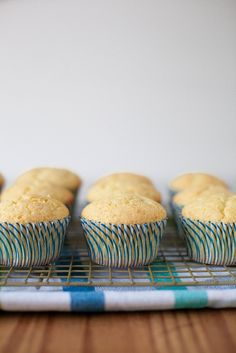 Classic Yellow Cupcakes. AnniesEats tried several recipes before saying these were her favorite!