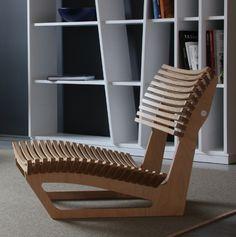 Sprung Floor Chair love the curves
