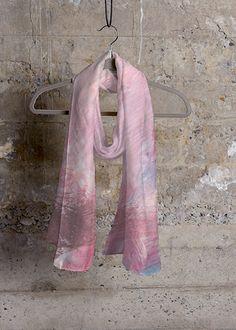 Cashmere Silk Scarf - Signature Cashmere Silk by VIDA VIDA 7ErYPn6y6