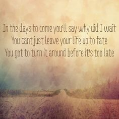 Song: DYING TO BE ALIVE Album: THIS TIME AROUND Artist: HANSON - Hanson Lyrics