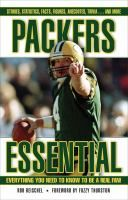 LINKcat Catalog › Details for: 100 things Packers fans should know & do before they die /