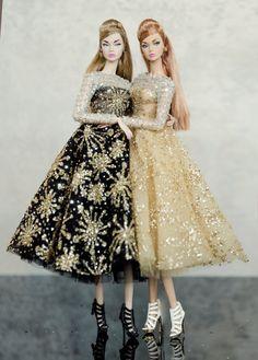 Kleid für Fashion Royalty Poppy Parker Twinkle Silkstone