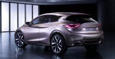 2017 #Infiniti #Q30 will be an ideal family vehicle.