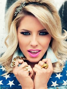 Mollie King xx