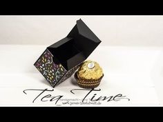 Tutorial: Envelope Punch Board-Box mit alternativem Verschluss