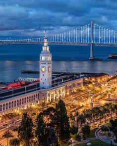 San Francisco Ferry Building by Brandon Taoka