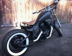 Honda Shadow Bobber