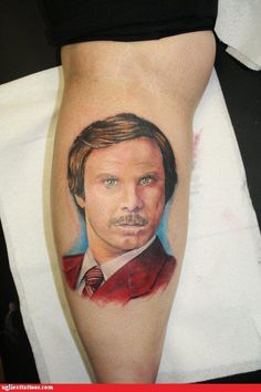 Stay classy, tattoo
