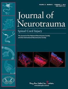 Публикации в журналах, наукометрической базы Scopus  Journal of Neurotrauma  #Neurotrauma #Journals #публикация, #журнал, #публикациявжурнале #globalpublication #publication #статья