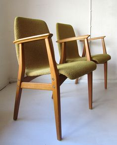 From 50's Wishbone Chair, My Happy Place, Furniture Decor, Accent Chairs, Living Spaces, Indoor, Interiors, Architecture, Retro