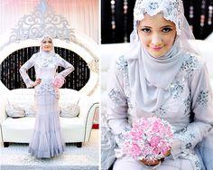 Hasil gambar untuk gaun pernikahan ala timur tengah