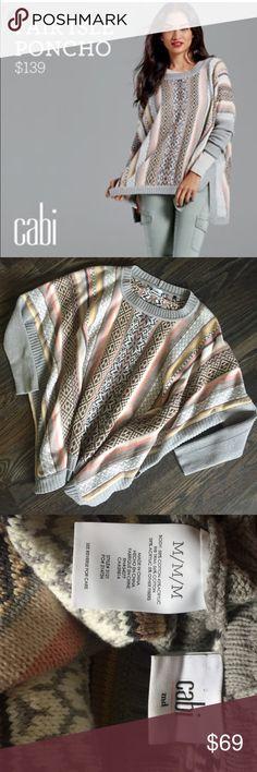 CAbi sweater Cute black and white CAbi sweater CAbi Sweaters | My ...