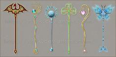 Staff designs 8 by Rittik-Designs on deviantART