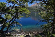 Lago Moquehue, Neuquén, Patagonia.