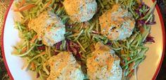 Chicken Coconut Balls
